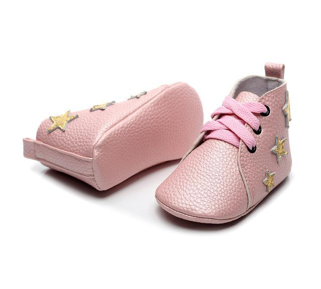 Star design must have pram shoes.