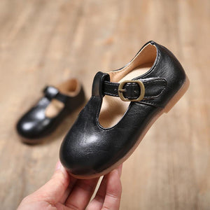 Black Vintage Shoes,