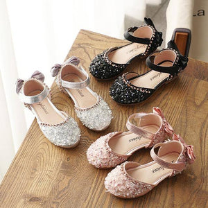 Fabulous crystal shoes