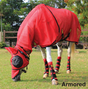 Horse Armor knockdown deken (Insect shield) 175, 183 & 191cm