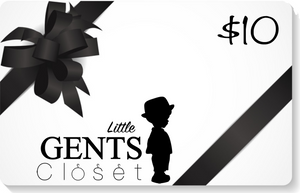 Open image in slideshow, Gift Card - Little Gents Closet
