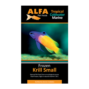 ALFA - Frozen Krill (Small) 100g