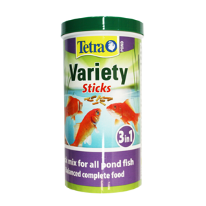 Tetra - Pond Variety Sticks 150g