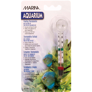 "Hagen - 4"" Glass Thermometer"