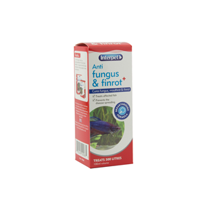Interpet - Anti Fungus & Finrot+ 100ml