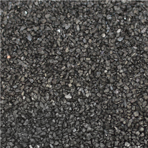 Hugo - Black quartz Sand