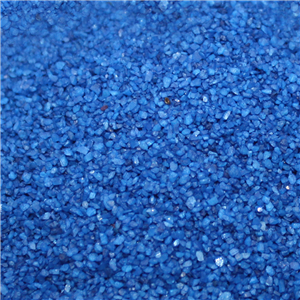 Hugo - Blue quartz Sand