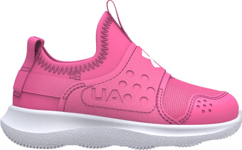 UA GIRLS RUNPLAY SHOES