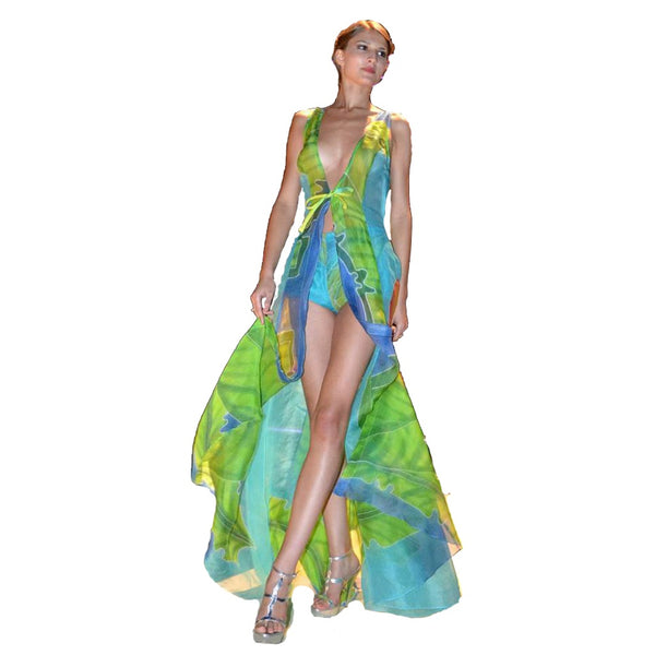 Heather Jones Fig Leaf Resort Dress