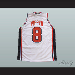 Scottie Pippen Dream Team 1992 Retro Jersey  USA 8 All Sizes - borizcustom - 2