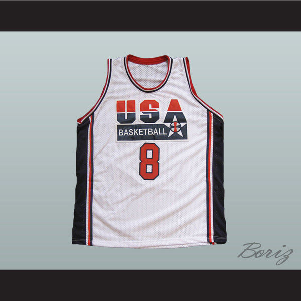 Scottie Pippen Dream Team 1992 Retro Jersey  USA 8 All Sizes - borizcustom - 1