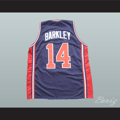 USA Dream Team Basketball Jersey Any Player or Number Custom Made - borizcustom - 2