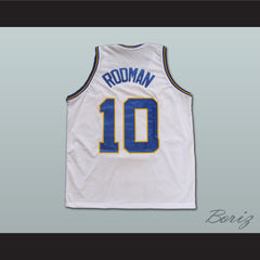Dennis Rodman Southeast Oklahoma College Basketball Jersey All Sizes - borizcustom