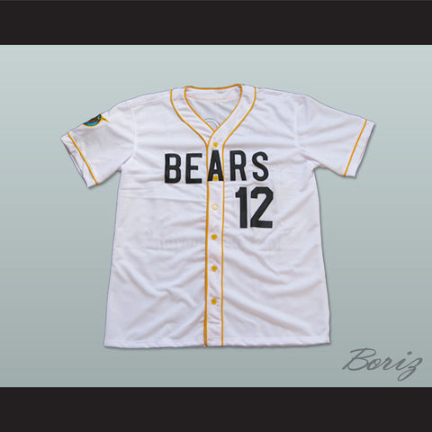Bad News Bears Baseball Jersey Any Player or Number Stitch Sewn - borizcustom
