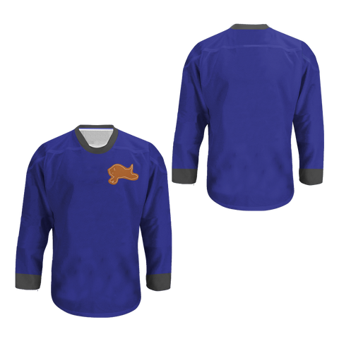 1901 Winnipeg Victorias Hockey Jersey