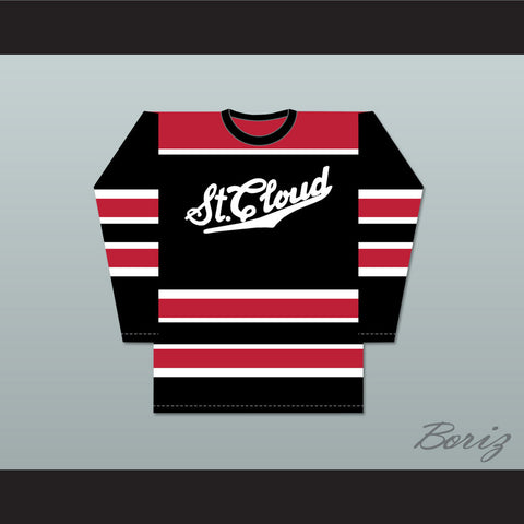 1933-43 St Cloud Home Hockey Jersey Any Number New - borizcustom