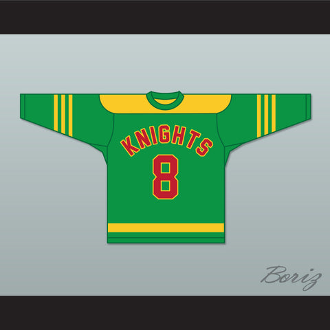 1945-51 Omaha Knights USHL Home Hockey Jersey