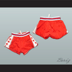 Retro Style All Star Basketball Shorts All Sizes - borizcustom - 3