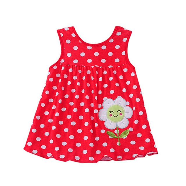 2019 Summer Baby Dress Beautiful Fashion Girls Infant Princess Dresses Borizcustom