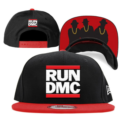 Run Dmc | Logo Baseball Hat