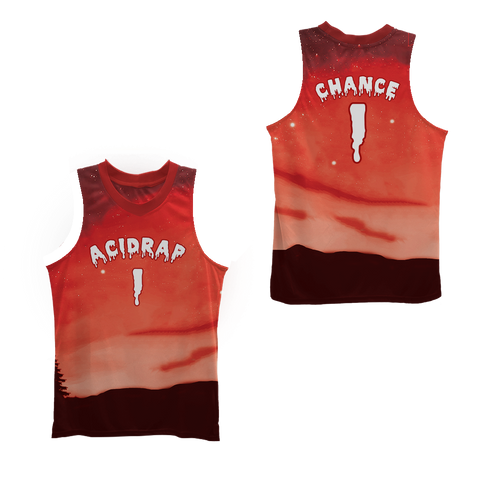 Acid Rap Basketball Jersey