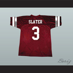Saved By The Bell AC Slater Bayside Tigers Football Jersey New Any Player - borizcustom - 2