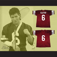 Saved By The Bell AC Slater Bayside Tigers Football Jersey New Any Player - borizcustom - 3