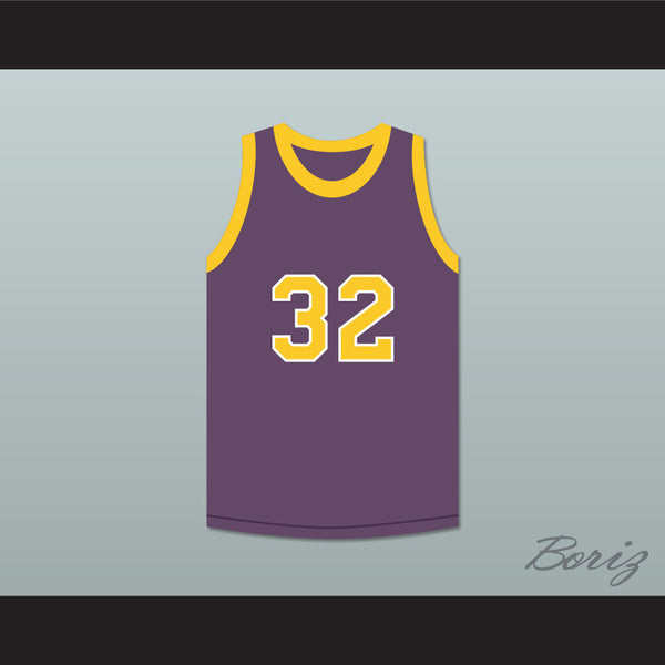 Product Image Air Gordon 32 Purple Basketball Jersey Martin - borizcustom  ... 0b50f0294