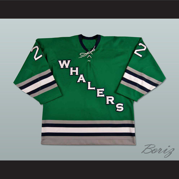 Product Image Whalers AJ Jenks Hockey Jersey Any Player or Number New -  borizcustom ... cc15abf7a