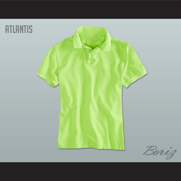 Men's Solid Color Atlantis Polo Shirt - borizcustom