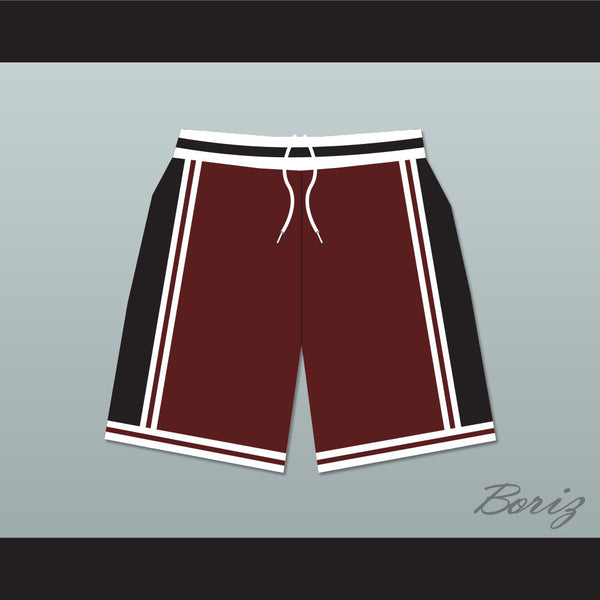 Panthers High School Basketball Shorts Above The Rim - borizcustom