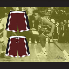 Panthers High School Basketball Shorts Above The Rim - borizcustom - 3