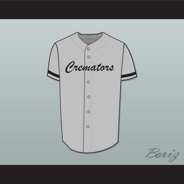 Al Bundy 7 Cremators Baseball Jersey Stitch Sewn New - borizcustom