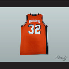 Amar'e Stoudemire 32 Lakes Wales High School Basketball Jersey Orange - borizcustom
