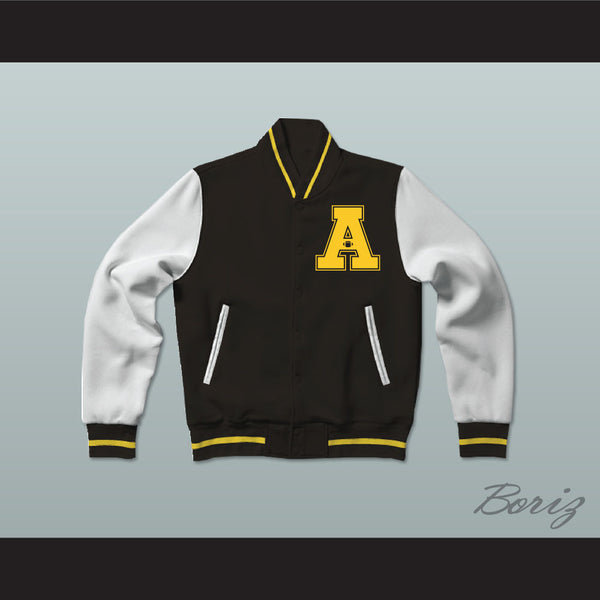 Ampipe Bulldogs High School Football Varsity Letterman Jacket