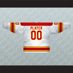 Atlanta Flames 1973-80 Hockey Jersey Any Player or Number Stitch Sewn - borizcustom