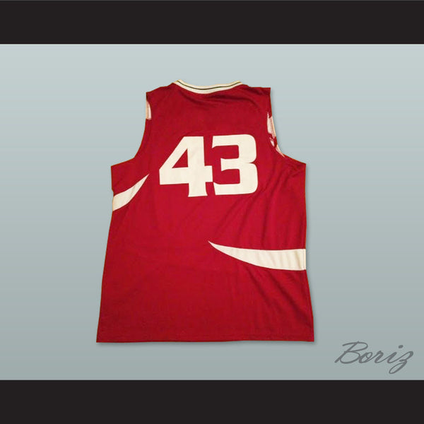 info for 1bd31 6c9e5 Austria 43 National Team Basketball Jersey
