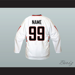 Austria National Team Hockey Jersey New Any Player or Number - borizcustom
