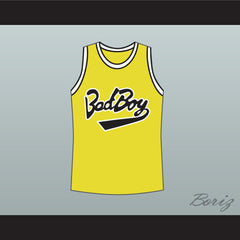 Notorious B.I.G. 97 Bad Boy Basketball Jersey New - borizcustom
