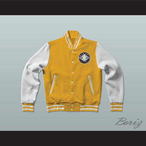 Bad Boy Entertainment Varsity Letterman Jacket-Style Sweatshirt - borizcustom - 1