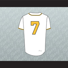 Sammi Kane Kraft Amanda Whurlitzer 7 Bad News Bears Baseball Jersey Any Player or Number Stitch Sewn - borizcustom - 2