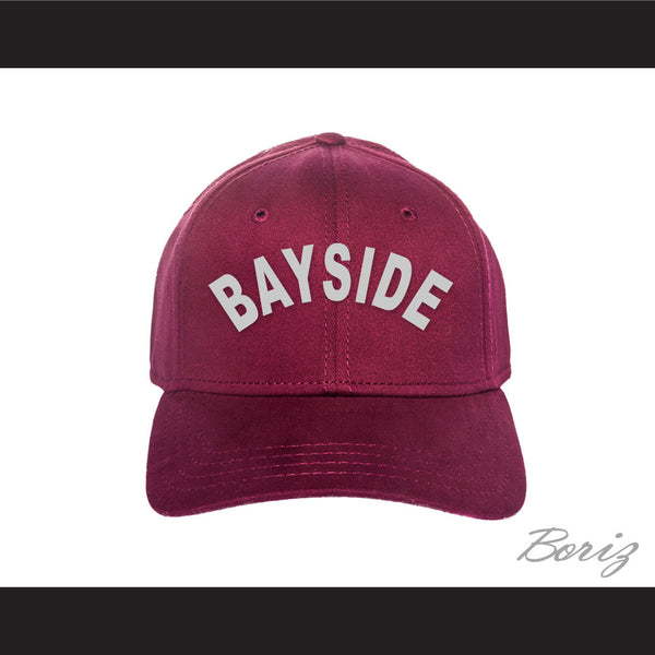 Bayside Tigers Baseball Hat Saved By The Bell - borizcustom