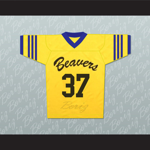 Jackson Whittemore 37 Beacon Hills Beavers Lacrosse Jersey Throwback Teen Wolf - borizcustom