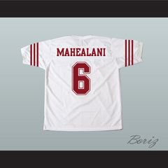 Danny Mahealani 6 Beacon Hills Cyclones Lacrosse Jersey Teen Wolf TV Series New - borizcustom