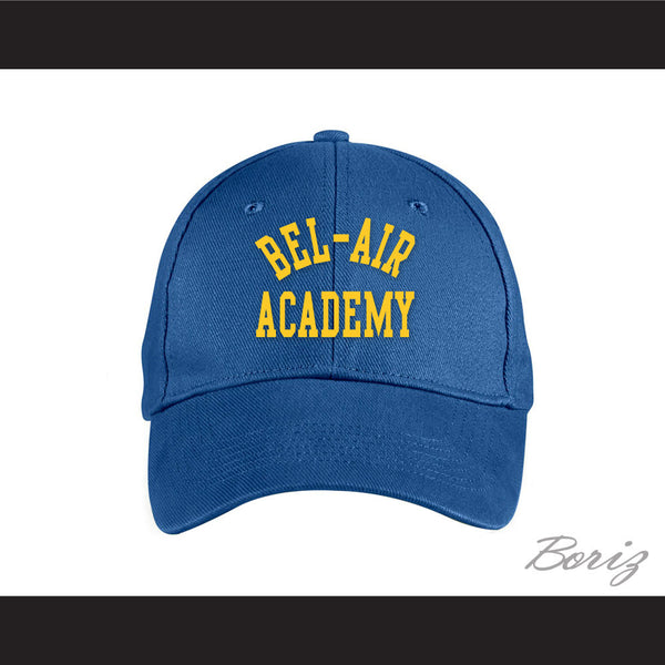 Bel-Air Academy Blue Baseball Hat The Fresh Prince of Bel-Air - borizcustom