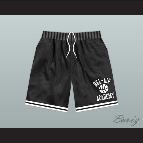 Fresh Prince Bel-Air Academy Basketball Shorts All Sizes - borizcustom