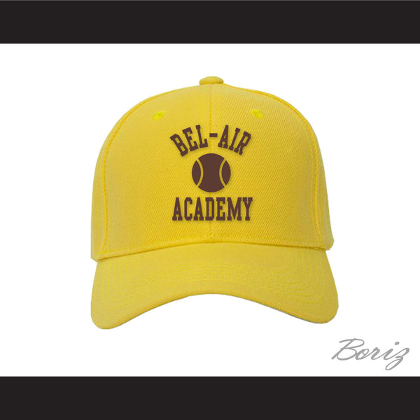 Bel-Air Academy Tennis Baseball Hat The Fresh Prince of Bel-Air - borizcustom