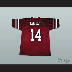 Isaac Lahey 14 Beacon Hills Cyclones Lacrosse Jersey Teen Wolf Includes Patch - borizcustom
