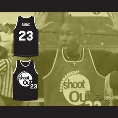 Birdie 23 Tournament Shoot Out Birdmen Basketball Jersey Above The Rim - borizcustom