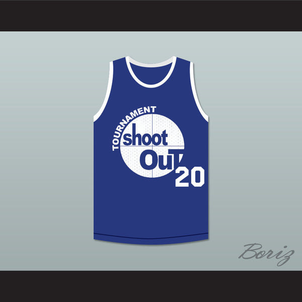 20 Tournament Shoot Out Bombers Basketball Jersey Above The Rim - borizcustom